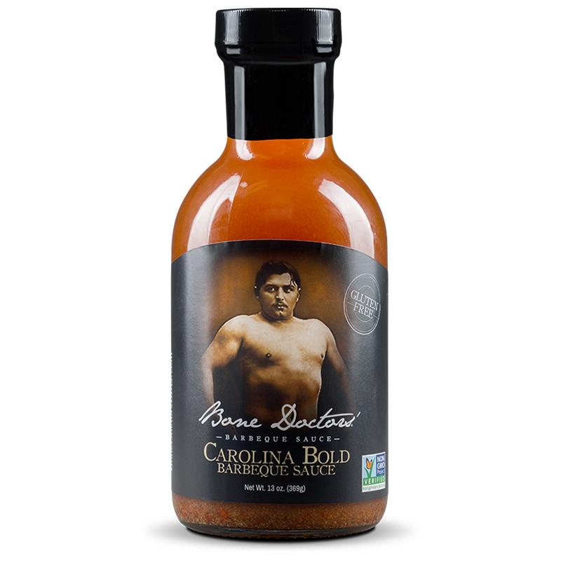 Carolina Bold Sauce Bottle